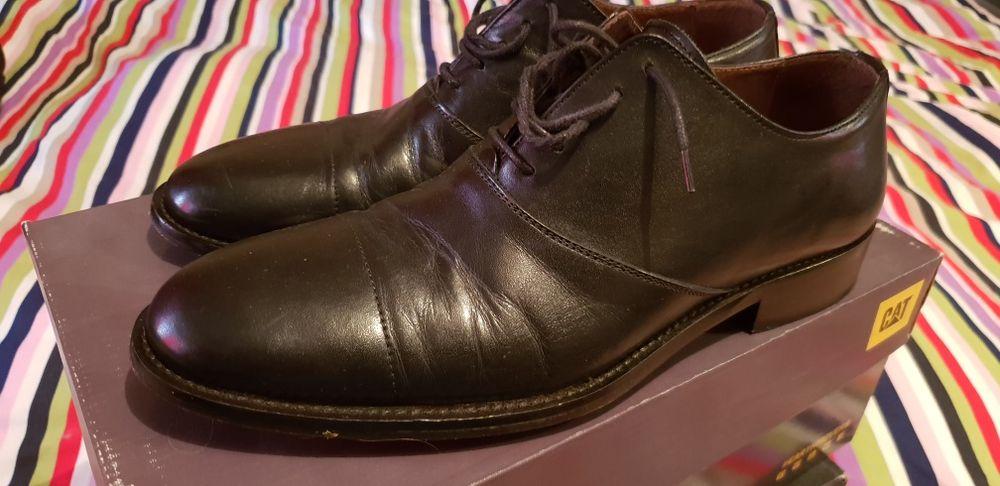 Vand pantofi Grew & Son piele naturală