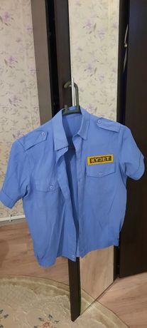 Срочно продам рубашку охранная