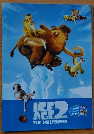 Чипикао албум Ice Age 2 + стикери