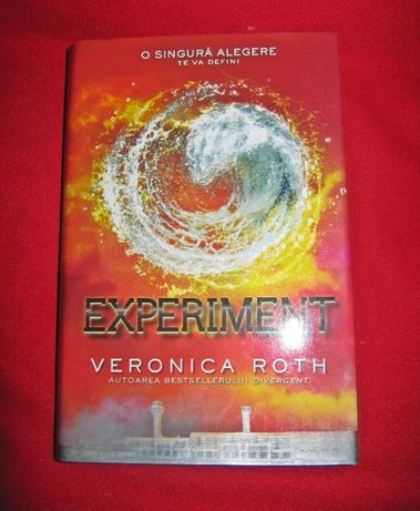 Schimb Experiment de Veronica Roth