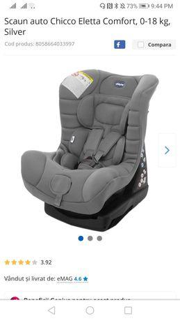 Scaun masina copil Chicco Eletta Comfort