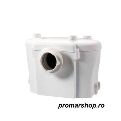 Pompa cu tocator wc H400 Macerator Pompa de deseuri pentru toaleta