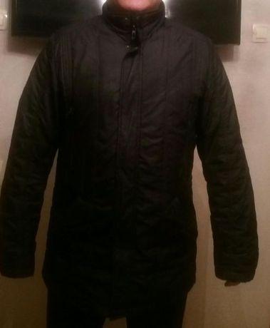 Куртка мужская демисезонная 54р. В отличном состоянии