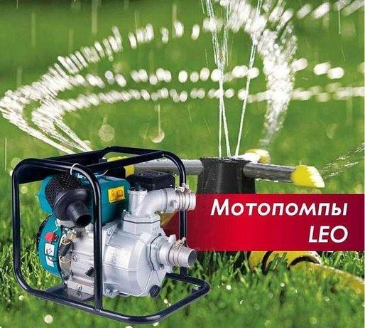 мотопомпы для полива, Водяной центробежный насос