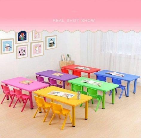 Детские столы стулья