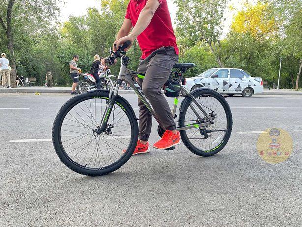Велосипед Totem 3200 Доставка бесплатно по Казахстану +бутылка, трос