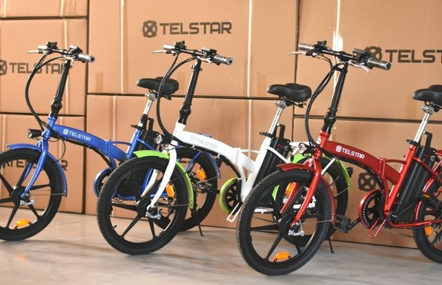 Bicicletă electrică E- BIKE TELSTAR TS-20 FASHION 350W 36V 12AH