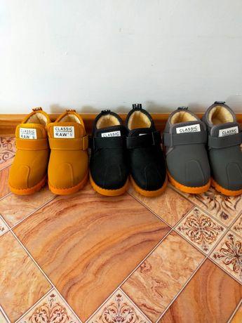 Продам детские ботинки cосенние 4 тыс тг