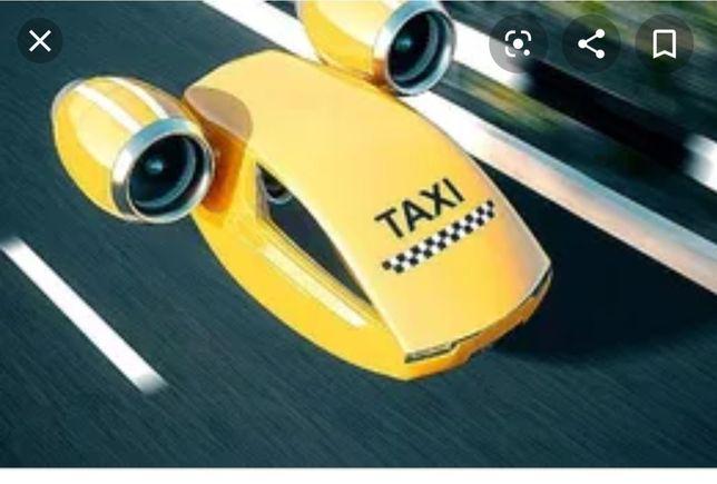 Firma transport taxi