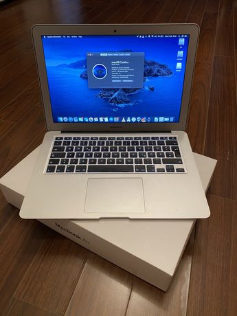 """MacBook Air 13"""" Early 2014 impecabil - 160 cicluri incarcare"""