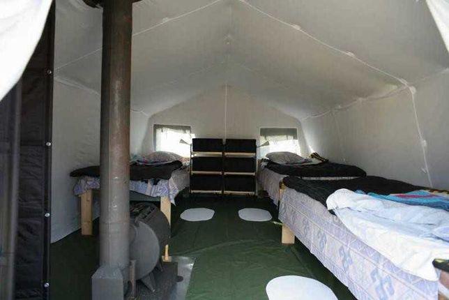 Палатка брезентовая на заказ