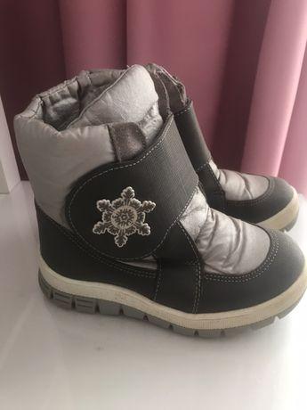 Продам детскую обувь фирмы шаговита 28 размера в отличном состоянии.