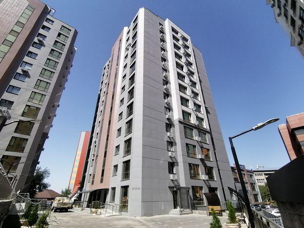 Двухкомнатная квартира в свободной планировке в ЖК Rams Luxury