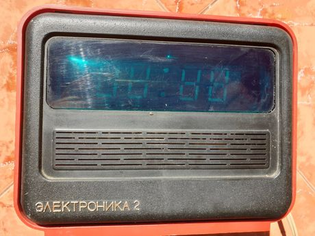 Часовник Електроника 2
