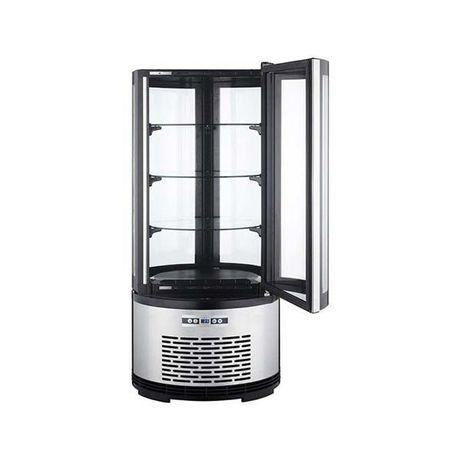 ПРОМОЦИЯ! Професионална хладилна демонстрационна витрина, 100 литра