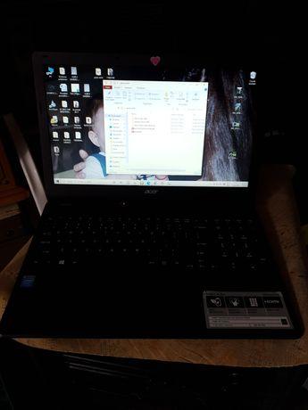 Vand laptop Acer Aspire e15