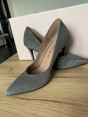 Pantofi piele Marian