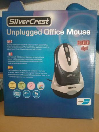 Безжична оптична офис мишка
