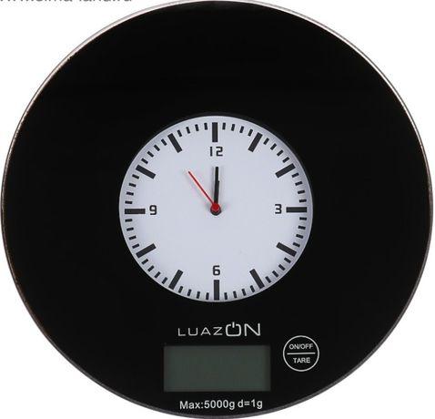 Весы электронные с часами