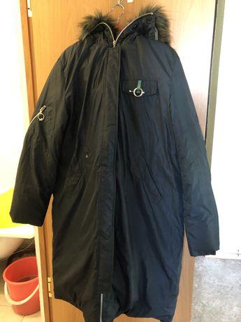 Куртка зимняя 56 размера