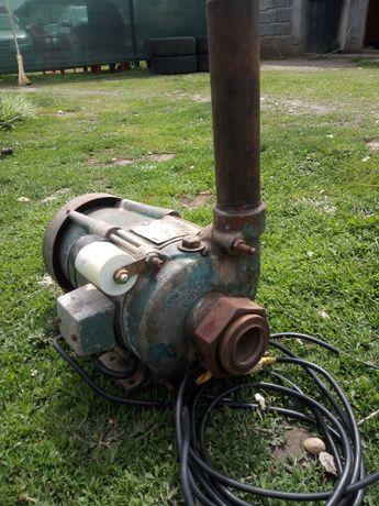 Motopompa apa electrică monobloc