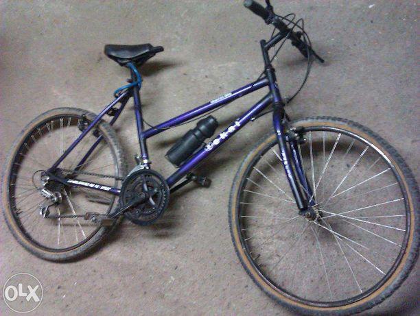 Bicicleta Tokai MTB Shimano, pompa umflat roata, antifurt