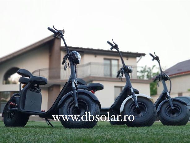 Trotineta HARLEY ELECTRICA Scuter Scooter Electric Bicicleta E-BIKE