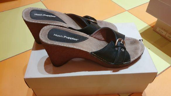 Летни обувки чехли