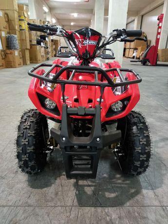 NOU !!! ATV electric 800W- 1200 W Hummer Farm