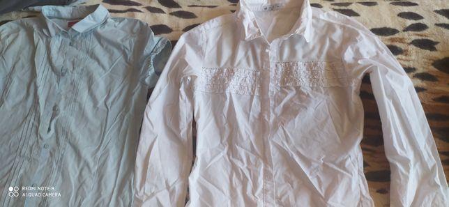 Продам школьную блузку для девочки