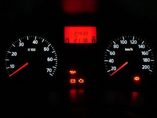 Led lumini bord auto Logan Renault
