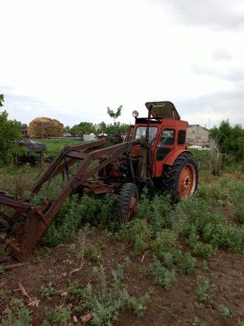 Трактор Т-40, кун