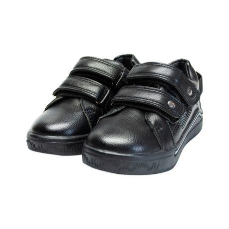 Pantofi Clibee copii | Patonfi casual baieti | Pantofi negrii baieti