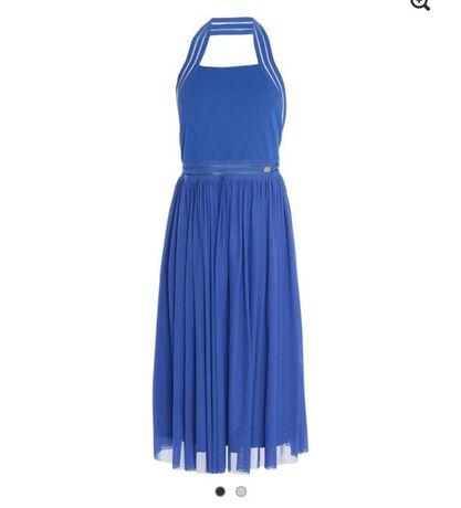 Синя рокля Relish
