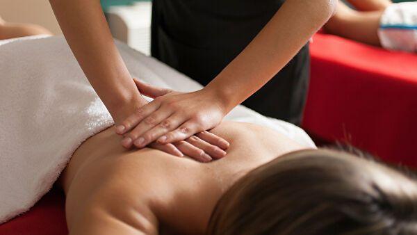 Классический оздоровительный массаж.