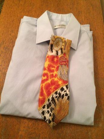 Cămașă massaro /cravata cadou