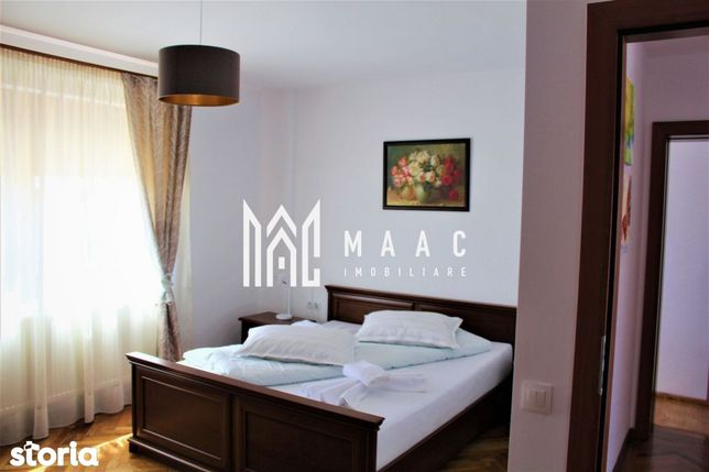 Apartament   de inchiriat   la casa    3 camere   Curte   Selimbar