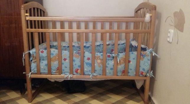 Кровать кочалька в хорошом состоянии