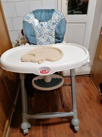 Scaun masa copii 2 in 1