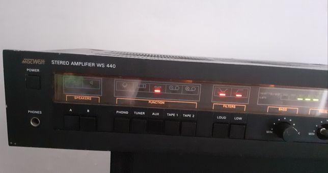 Amplificator macwatts ws440,revox,nakamichi,philips,sony,teacher,nad