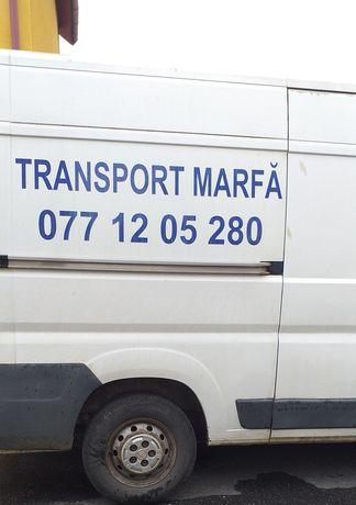 Transport materiale costructii