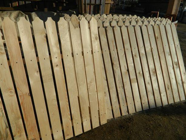 vand panou gard lemn