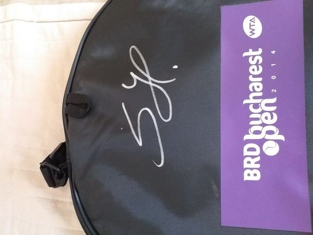Racheta tenis cu autograf Simona Halep