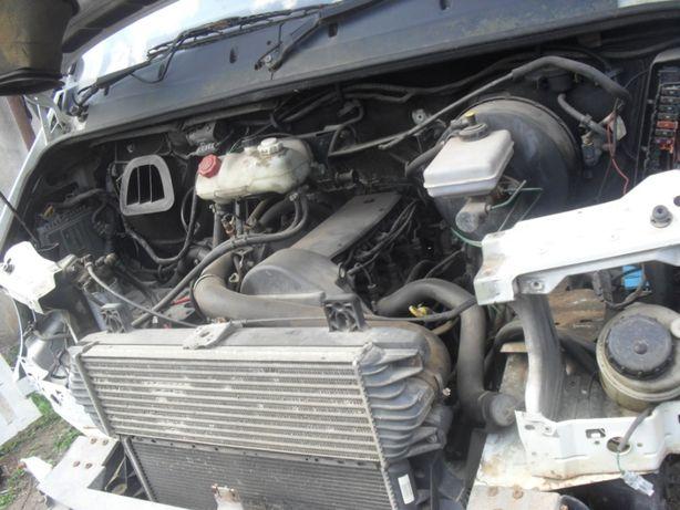 motor renault mascott 130 cp