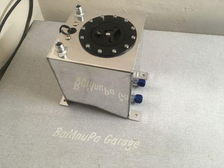 Алуминиев тунинг резервоар външен съд за гориво помпа 044
