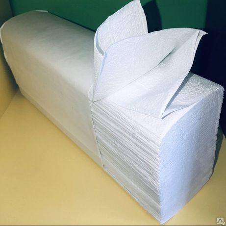 Бумажные салфетки, полотенца Z (Зет) сложения
