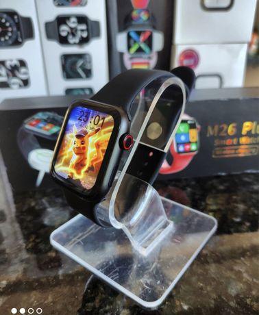 НОВИНКА 2021! Смарт Часы M16 Plus/Mini/M26 Plus Apple Watch 6 airpods