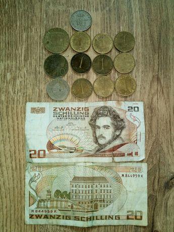 Vând monede arta