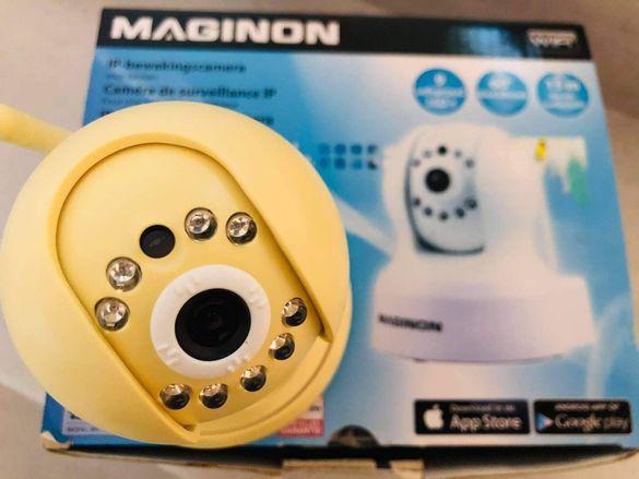wi-fi камера бебефон