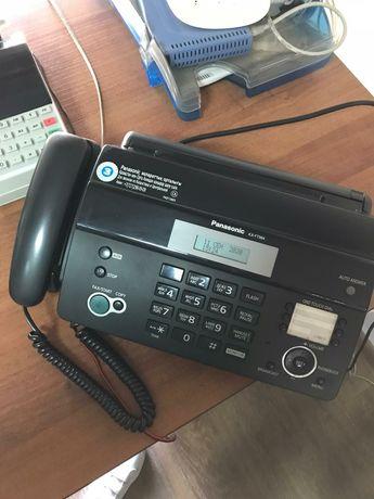 Продам факс Panasonic kx-ft982